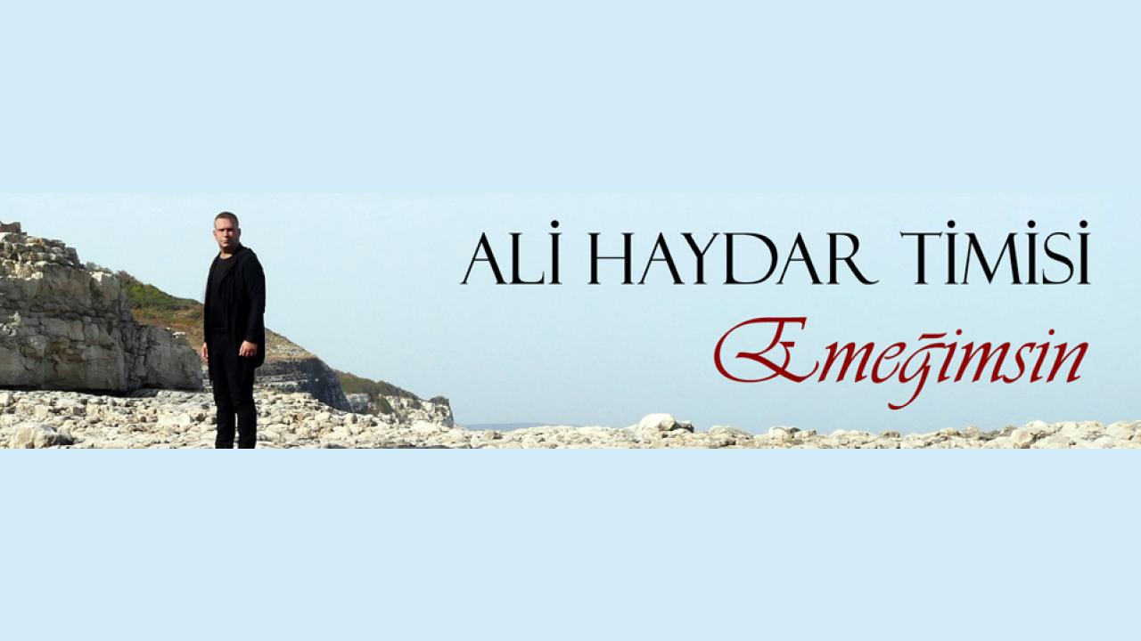 Ali Haydar Timisi'den Yeni Albüm