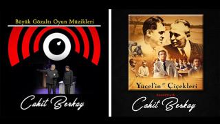 Cahit Berkay'dan İki Yeni Albüm